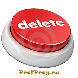 Удалить все диалоги и сообщения в контакте